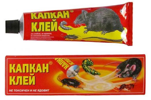Клей Капкан 135 грамм (60)