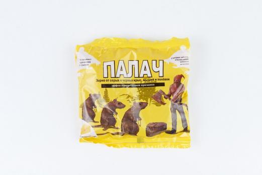 Палач зерно от грызунов 200 грамм (50)
