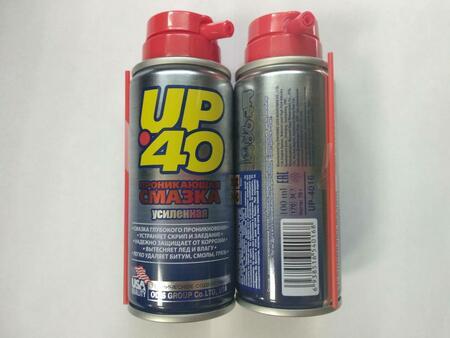 Проникающая смазка Up40 200мл (24)