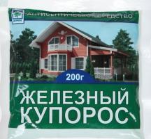 Железный купорос 200 грамм (60)