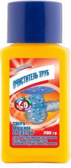 Очиститель труб 280 грамм Свежинка (15)