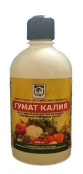 Гумат калия 0,5л (15)