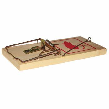 Крысоловка деревянная (10х19)