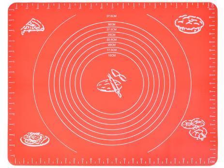 Силиконовый коврик 40х50