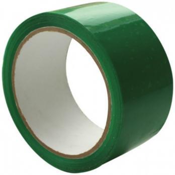 Скотч зелёный 48мм 40м (36)