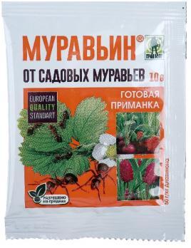 Муравьин от садовых муравьёв 10г (350)
