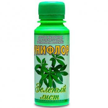 Унифлор Зелёный лист 100мл (40)