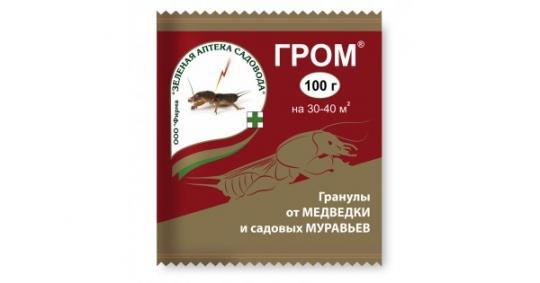 Гром 100гр (50)